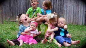 Το να μεγαλώνεις με τα ξαδέρφια σου είναι ευλογία