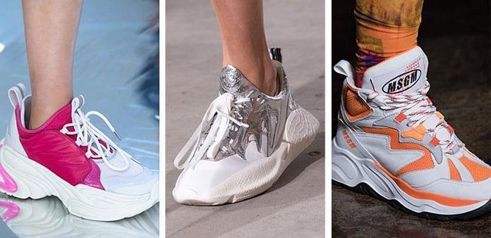 Αυτές είναι οι κορυφαίες τάσεις στα παπούτσια Άνοιξη / Καλοκαίρι 2019