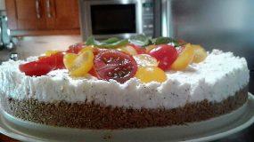 Αλμυρό cheesecake όνειρο
