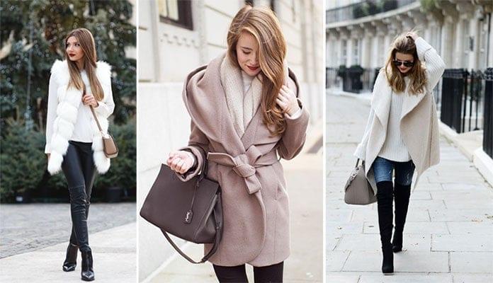 21 ιδέες για καθημερινό ντύσιμο τις πιο κρύες μέρες του Χειμώνα