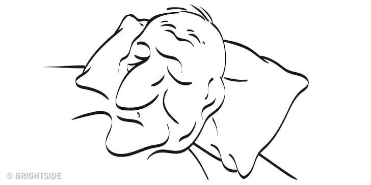 Τεστ: Μπορείτε να δείτε την γυναίκα που κοιμάται;