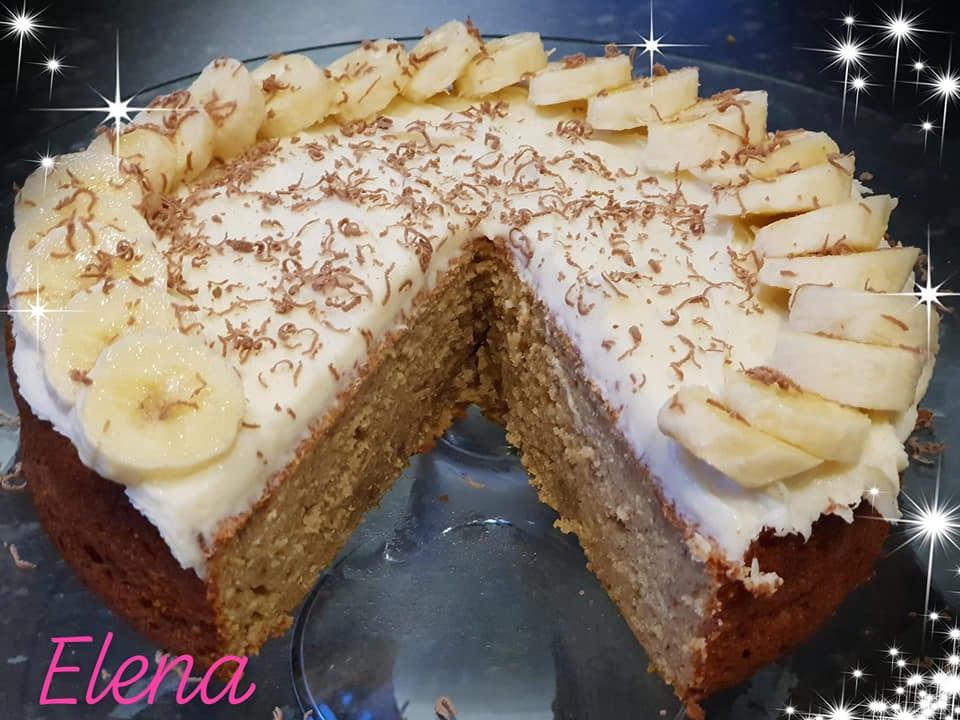 ?Κέικ μπανανα - Banana cake!!?