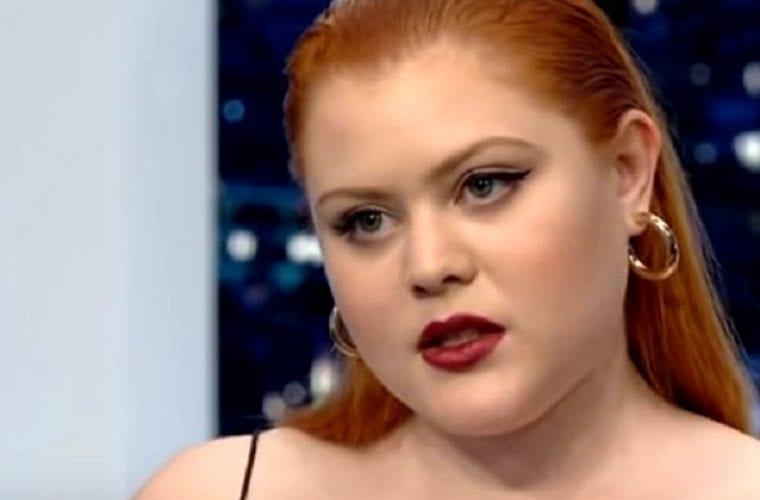 Photoshop ή εξαντλητική δίαιτα; Η νέα φωτογραφία της Ξανθής του GNTM προκαλεί ανησυχία (Pic)
