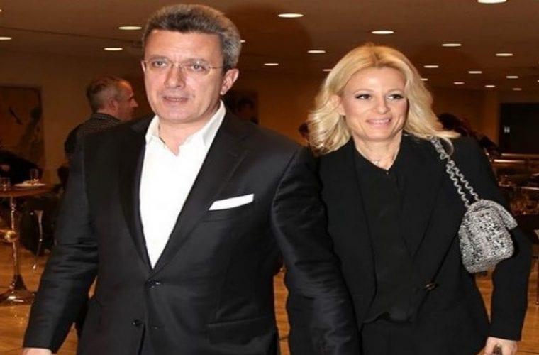 Νίκος Χατζηνικολάου: Η δημόσια ερωτική εξομολόγηση στην Κρίστη Τσολακάκη