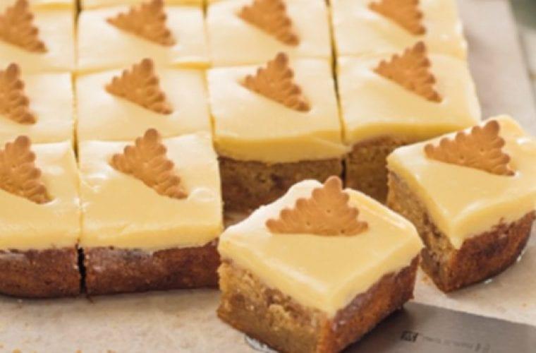 Γλυκό-όνειρο: Ραβανί αλλιώς με sauce λευκής σοκολάτας και μπισκότα
