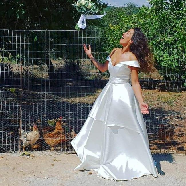 Κατερίνα Στικούδη: Ο μυστικός γάμος της, τα σχέδια για ένα παιδί και ο λόγος που είπε το «ναι» στο YFSF!