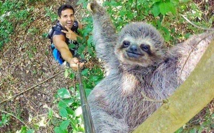 Selfies.... διαφορετικές από τις συνηθισμένες!!