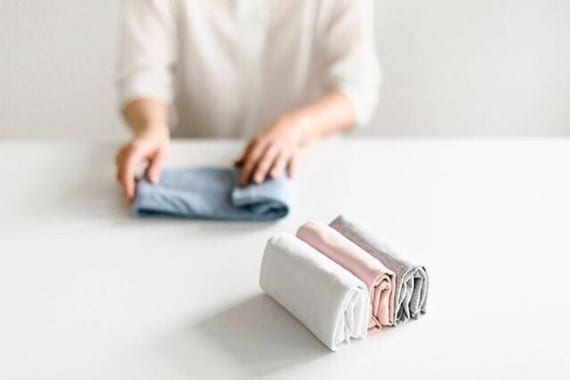 Εξυπνα tips για την τακτοποιηση των μωρουδιακων ρούχων!
