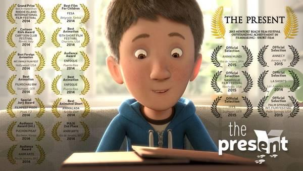 """""""Το δώρο""""- μια τετράλεπτη ταινία που θ αγγίξει τις καρδιές σας"""