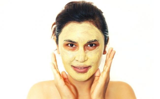 Μάσκα κατά της ακμής και όχι μόνο…από ρεβίθια