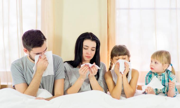 Γρίπη ή κρυολόγημα; Αυτές είναι οι 9 διαφορές στα συμπτώματα που πρέπει να γνωρίζετε