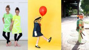 10 εύκολες αποκριάτικες στολές για να φτιάξετε για τα παιδιά