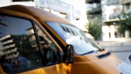 Μαθητής έσωσε σχολικό: Λιποθύμησε ο οδηγός και το παιδί πάτησε το φρένο