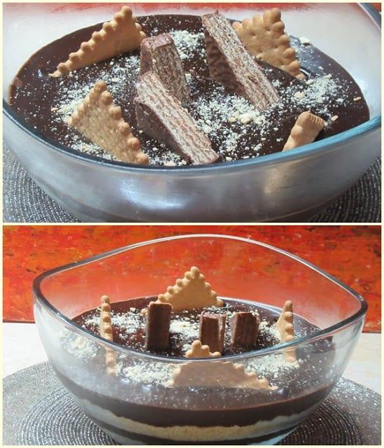 Σοκολατένια απόλαυση με γεύση oreo για το παρτυ του παιδιου σας!!!
