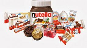 Τέλος στην παραγωγή Nutella και Kinder Bueno - Βρέθηκε ελάττωμα στην ποιότητα