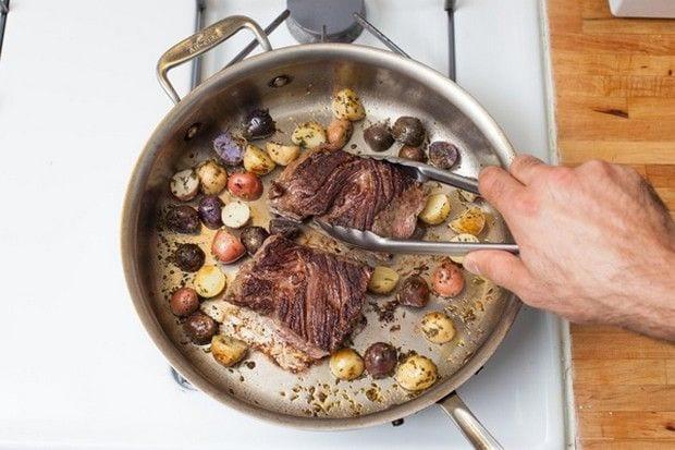 Οι 10 πιο νόστιμες συνταγές για μπριζόλα