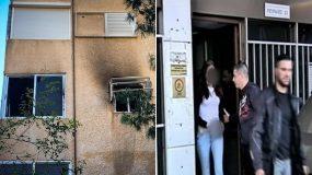 Τραγωδία στη Βάρκιζα: Στη φυλακή η μητέρα του βρέφους που κάηκε ζωντανό
