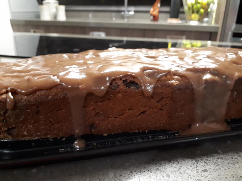 Κέικ ολικής άλεσης!!