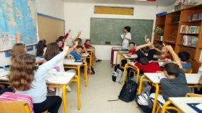 «Κανένας σοβαρός εκπαιδευτικός δεν βάζει διαγώνισμα την πρώτη ώρα»: Η ατάκα Γαβρόγλου για το μάθημα στις 9