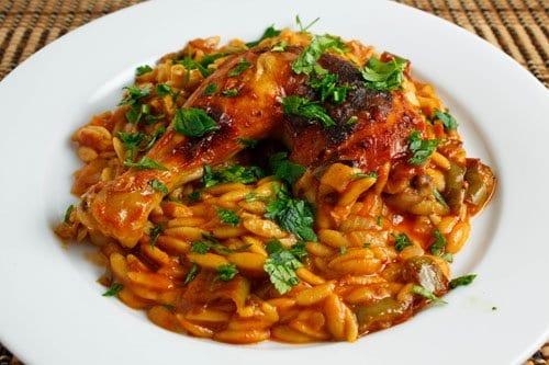 Εύκολες συνταγές : Κοτόπουλο με κριθαράκι