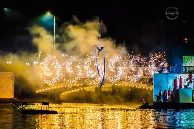 Κούλουμα 2019: Την Κυριακή το θαλασσινό καρναβάλι της Χαλκίδας -Υπερθέαμα με άρματα μέσα στο νερό [βίντεο]