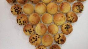 Συνταγή για παιδιά: Νηστίσιμα κεκάκια με αβοκάντο και πορτοκάλι