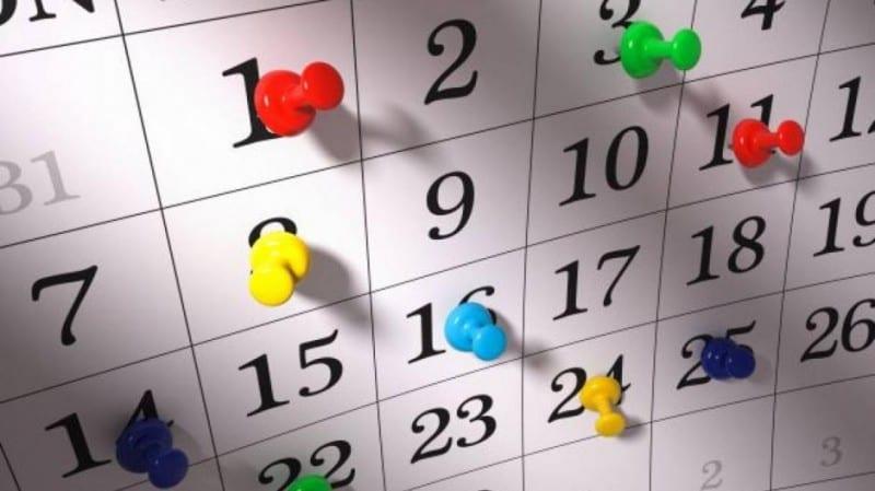 Πότε πέφτει το επόμενο τριήμερο για το 2019 καθώς και όλες οι αργίες