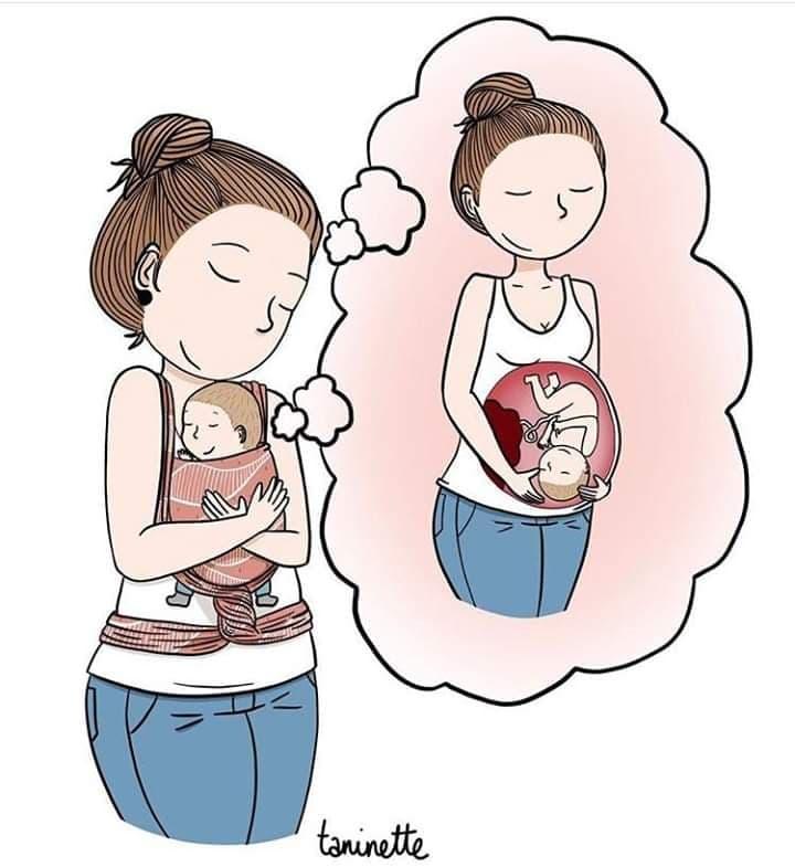 Τέσσερα βασικά στοιχεία του babywearing που ωφελούν τη μαμά, το μωρό και τη μεταξύ τους σχέση!
