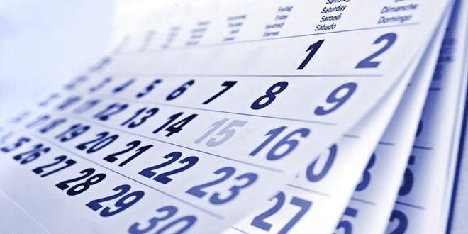 Υπολογίστε τις κινητές εορτές με βάση το Πάσχα