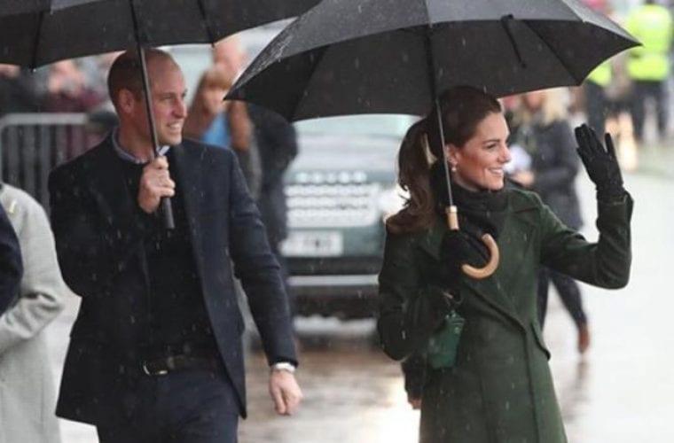 Σπάνιο στιγμιότυπο: η τρυφερή στιγμή Κέιτ- πρίγκιπα Ουίλιαμ