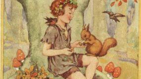 Ο σκίουρος και η Ροδακινιά: Ένα αλληγορικό παραμύθι για τις ανθρώπινες σχέσεις