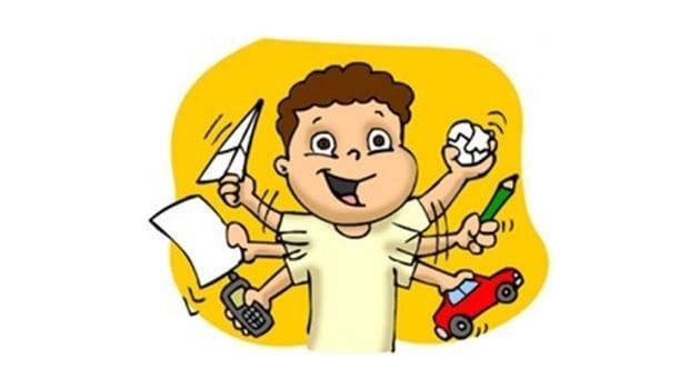 Διαφορές στην συμπεριφορά ενός παιδιού με ΔΕΠΥ και ενός χωρίς (βίντεο)