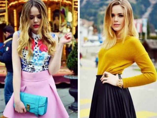 Είσαι ξανθιά; Δες ποια χρώματα ρούχων σου ταιριάζουν περισσότερο!