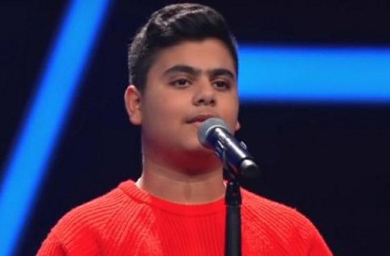 Ο 15χρονος Ελληνας που αποθεώθηκε στο γερμανικό The Voice -Τον χειροκροτούσαν όρθιοι (vid)