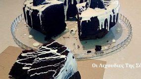 Σοκολατένιο κέικ με oreo cookies!Απο τη Σοφη Τσιωπου