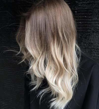 24+1 εντυπωσιακές προτάσεις για ξανθό όμπρε στα μαλλιά