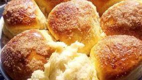 Υπέροχα ψωμάκια γλυκά νηστίσιμα !!!
