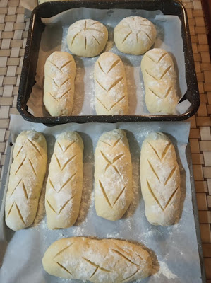 Ψωμάκια Floras !!!