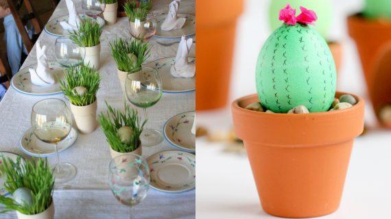10+1 DIY ιδέες για πασχαλινή διακόσμηση με αυγά που θα λατρέψετε