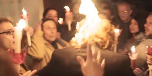 Πέτρος Γαϊτάνος: To Jumbo έβαλε φωτιά στα μαλλιά του - Η διαφήμιση που έγινε viral