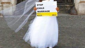 10.434 γάμοι ανηλίκων σε έναν χρόνο στην Ιορδανία - πρέπει να μπει ένα τέλος σε αυτό το φαινόμενο!