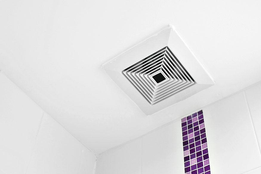 5 εύκολες λύσεις για τον εξαερισμό ενός μπάνιου χωρίς παράθυρα!