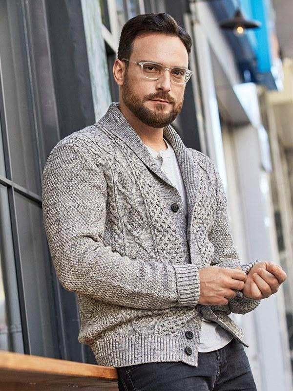 Χαρμόσυνα νέα: Ο αγαπημένος Έλληνας ηθοποιός θα γίνει μπαμπάς για πρώτη φορά!