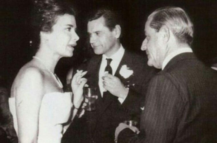Τζένη Καρέζη-Ζάχος Χατζηφωτίου: Η σπάνια φωτό από το γάμο τους και ο απίθανος τρόπος που τον έπιασε να την απατά (εικόνες)