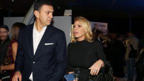 Εκπληξη: Παντρεύονται Τζένη Μπαλατσινού και Βασίλης Κικίλιας -Δείτε την αναγγελία γάμου