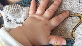 """""""Όταν σε πρωτοείδα..."""" Η συγκινητική εξομολόγηση της Λεμονιάς Ματσουρη για τη γέννηση της kόρης της"""