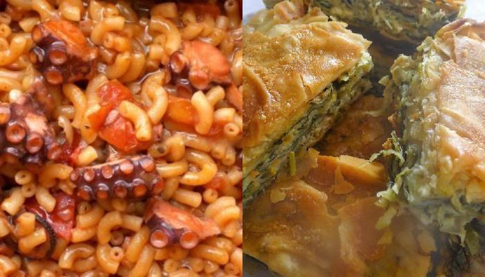 Τι τρώμε το Πάσχα: Νηστίσιμες προτάσεις για κάθε γεύμα!