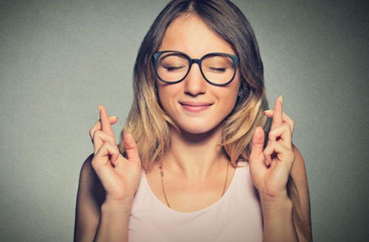 Η τύχη θέλει τον τρόπο της -Tρία βήματα για να σας ακολουθεί παντού