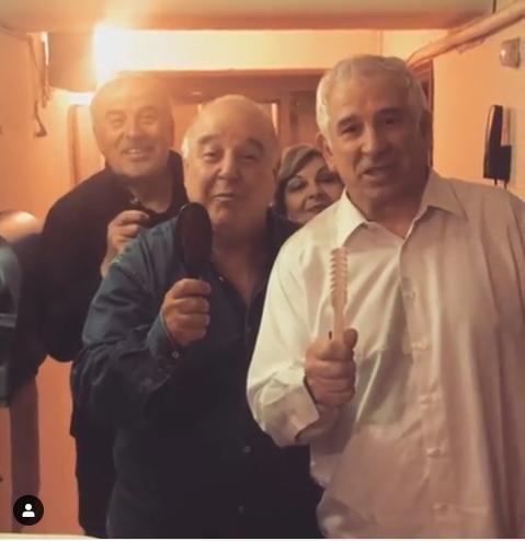 Θα κλάψετε! Φιλιππίδης και Χαϊκάλης τρολάρουν τον Γαιτάνο- Ξεκαρδιστικό βίντεο