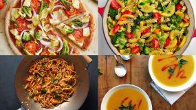5 νηστίσιμες συνταγές που θα σας κάνουν να ξεχάσετε ότι νηστεύετε